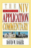NIV Application Commentary: Joel, Obadiah, Malachi (NIVAC)