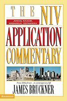 NIV Application Commentary: Jonah, Nahum, Habbakkuk, Zephaniah (NIVAC)