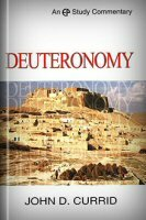 A Study Commentary on Deuteronomy