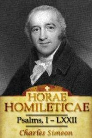 Horae Homileticae, Volume 5: Psalms, I-LXXII