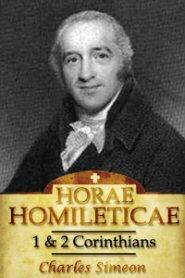 Horae Homileticae, Volume 16: 1 & 2 Corinthians