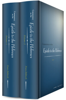 Commentary on the Epistle to the Hebrews (2 vols.)