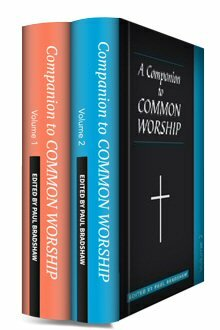 Companion to Common Worship (2 vols.)