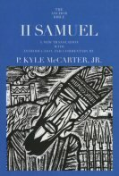 The Anchor Yale Bible: II Samuel (AYB)