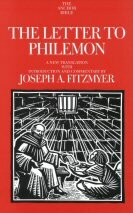 The Letter to Philemon (The Anchor Yale Bible | AYB)