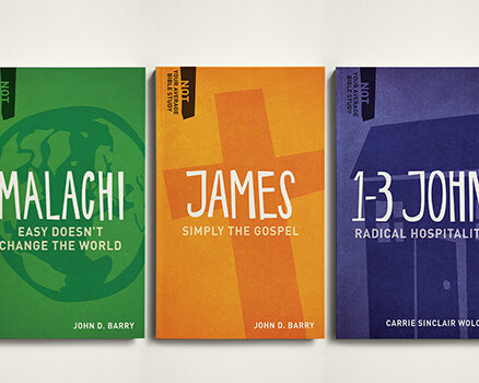 Not Your Average Bible Study Series (15 vols.)