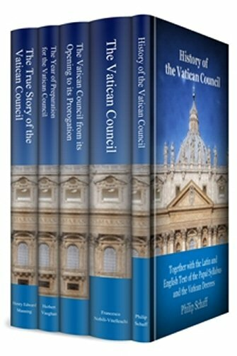 Classic Studies on the First Vatican Council (5 vols.)