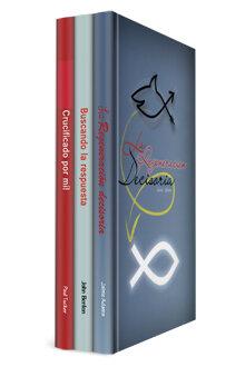 Colección buenas nuevas (3 vols.)