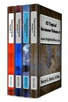 Topical Sermons (4 vols.)