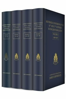 Reformed Confessions of the 16th and 17th Centuries in English Translation (4 vols.)