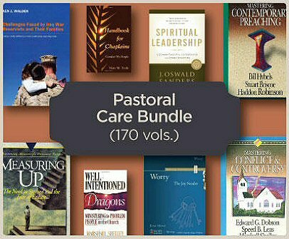 Pastoral Care Bundle (170 vols.)
