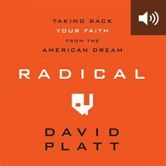 Radical: Taking Back Your Faith from the American Dream (audio)