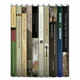 Calvin Institute of Christian Worship Liturgical Studies (10 vols.)
