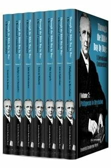 Through the Bible Day by Day: A Devotional Commentary (7 vols.)
