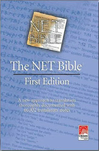 The NET Bible (text and notes)