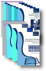 Pauline Studies Collection (10 vols.)