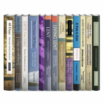 Church Publishing Lent and Easter Collection (13 vols.)