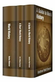 Studies in World History (3 vols.)