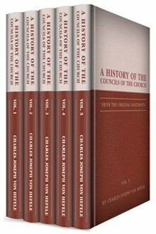 A History of the Councils of the Church (5 vols.)