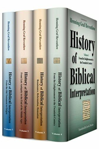 History of Biblical Interpretation (4 vols.)