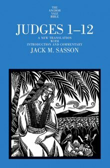 The Anchor Yale Bible: Judges 1–12 (AYB)
