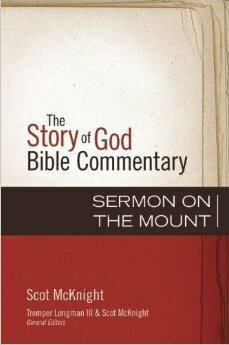 Sermon on the Mount (Story of God Bible Commentary   SGBC)