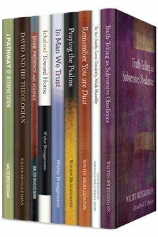 Select Works of Walter Brueggemann (9 vols.)