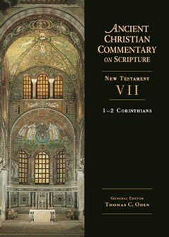 Ancient Christian Commentary on Scripture: 1-2 Corinthians, 2nd ed. (ACCS)