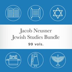 Jacob Neusner Jewish Studies Bundle (99 vols.)