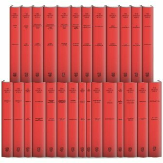 Anchor Yale Bible Commentary | AYBC: New Testament (27 vols.)