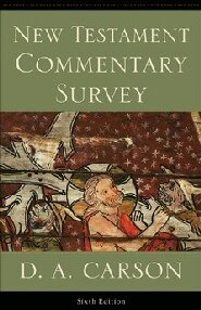 New Testament Commentary Survey, 6th ed.
