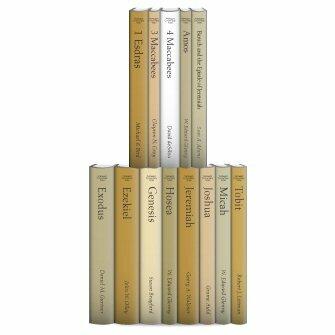 Septuagint Commentary Series (13 vols.)