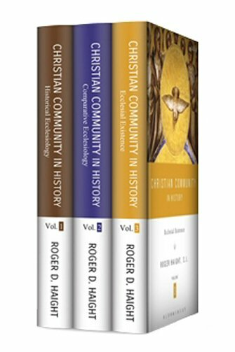 Christian Community in History (3 vols.)