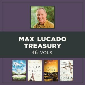 Max Lucado Treasury (46 vols.)