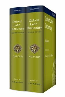 Oxford Latin Dictionary, 2nd ed.
