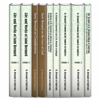 The Works of St. Bernard of Clairvaux (9 vols.)