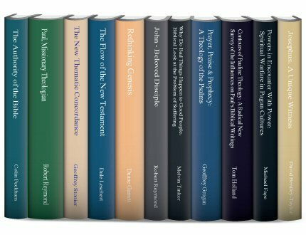 Christian Focus Biblical Studies Collection (11 vols.)
