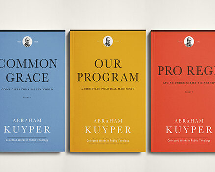 Abraham Kuyper Collected Works in Public Theology (12 vols.)