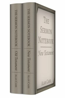 The Sermon Notebook (2 vols.)