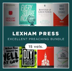 Excellent Preaching Bundle (15 vols.)