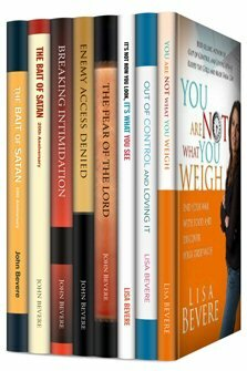 John and Lisa Bevere Collection (8 vols.)