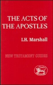 Sheffield New Testament Guides: The Acts of the Apostles