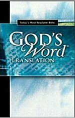 GOD'S WORD Translation (GW)