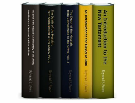 Raymond E. Brown Collection, 5 vols. (AYB Reference Library | AYBRL)