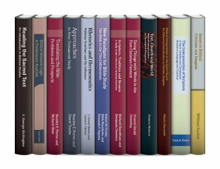 Hermeneutics Collection (12 vols.)