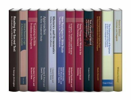 Hermeneutics Collection (12 vols.)