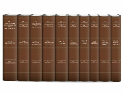 Keil and Delitzsch Commentary on the Old Testament | K-D (10 vols.)