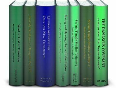 Second Temple Judaism Studies Collection (7 vols.)