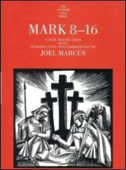 Anchor Yale Bible: Mark 8–16 (AYB)