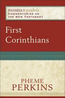 1 Corinthians (Paideia: Commentaries on the New Testament)